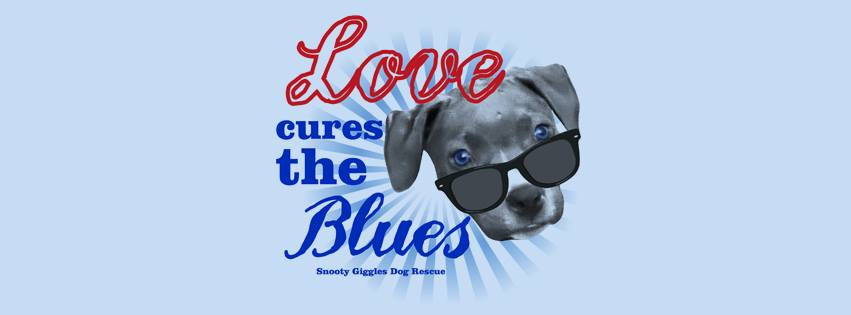 Love cures the Blues